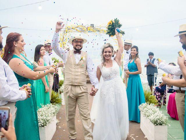 O casamento de Kaline e Flávio