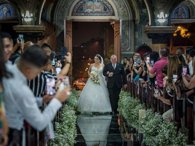 O casamento de Isa e Marcio