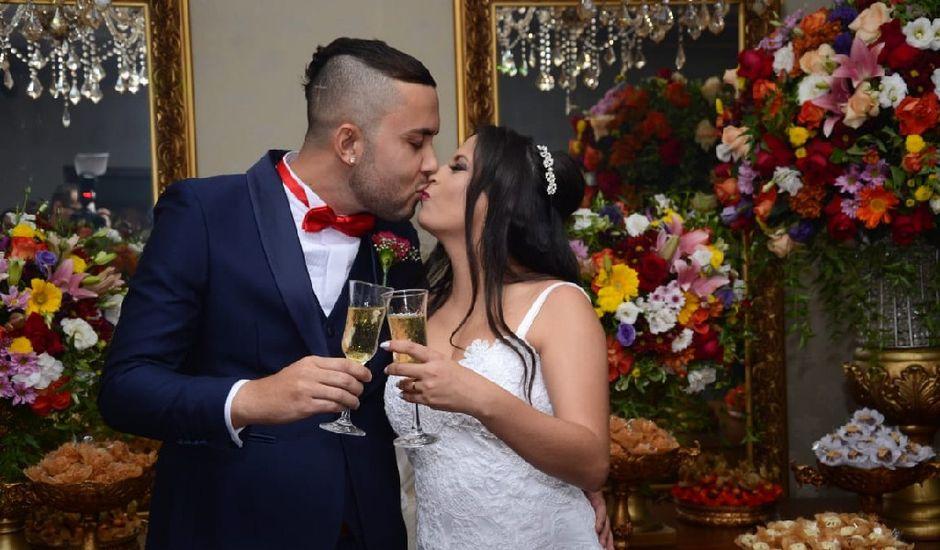 O casamento de FÊNIX MOABIO PEREIRA DA SILVA e MARIA LUIZA NICOLAU em Belo Horizonte, Minas Gerais