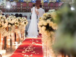 O casamento de Vitória e Vinicius