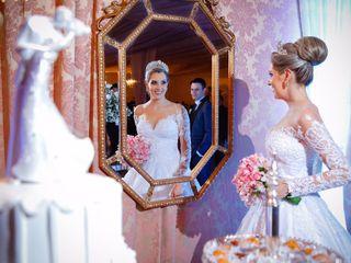 O casamento de Vanessa e Renan