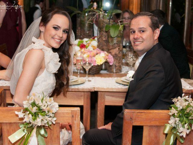 O casamento de Fábia e Lucas