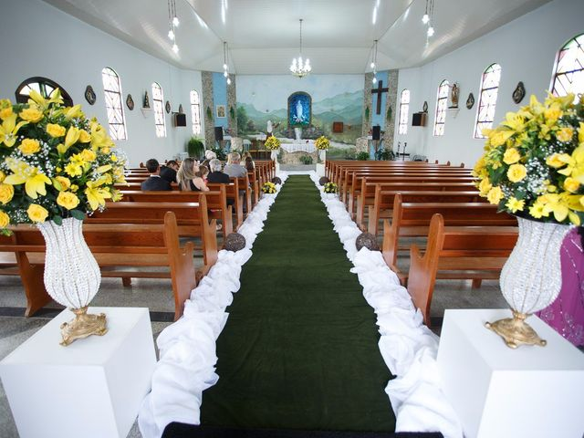 O casamento de Hugo e Luana em São José dos Pinhais, Paraná 4