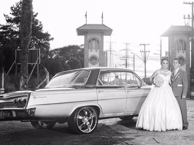 O casamento de Hugo e Luana em São José dos Pinhais, Paraná 8