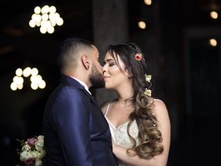 O casamento de Isabelle e Guilherme