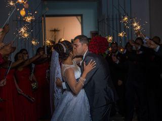 O casamento de Geovana e Marcelo