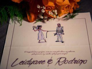 O casamento de Leidyane  e Rodrigo 2