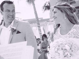 O casamento de Micheli e Diogo