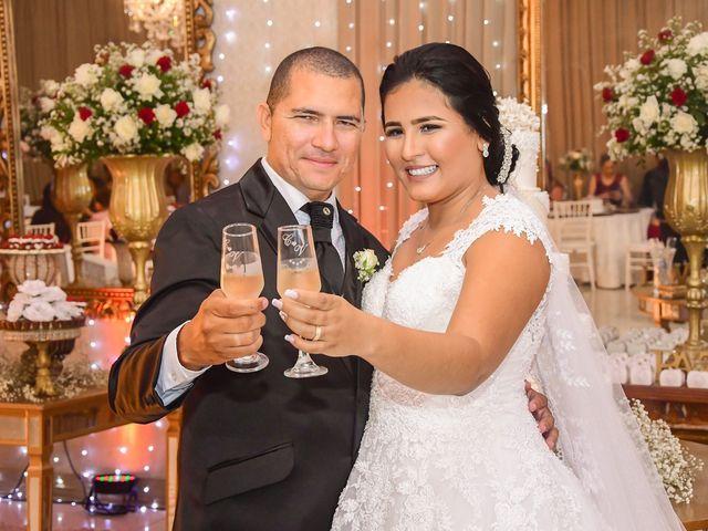 O casamento de Camila e Valter