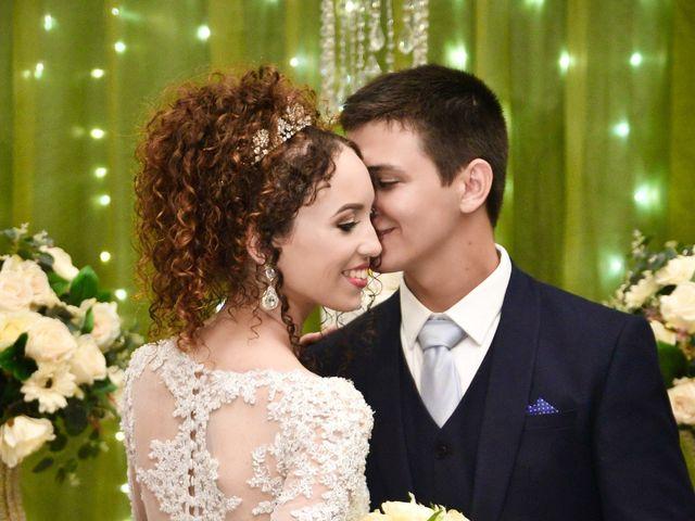 O casamento de Mainara e Leoni