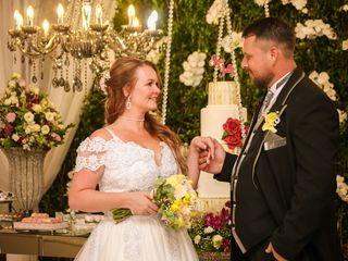 O casamento de Jully e Anderson