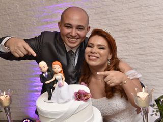 O casamento de Dayanny e Renato