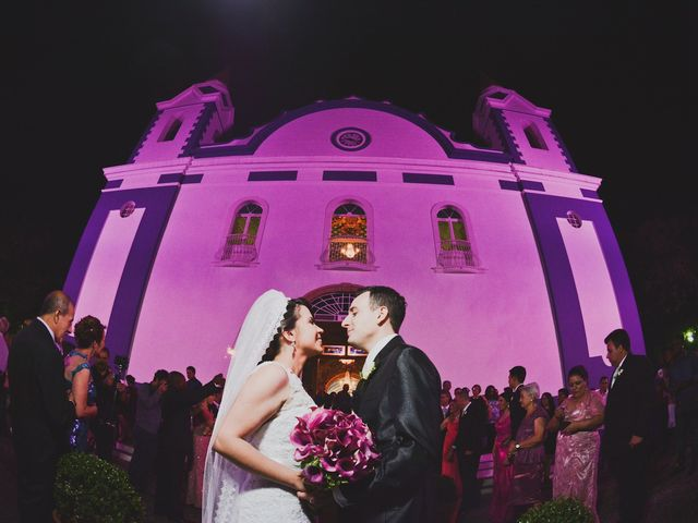 O casamento de ELISANDRA e RAFAEL