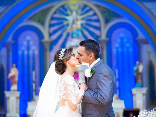 O casamento de Larissa e Jairo
