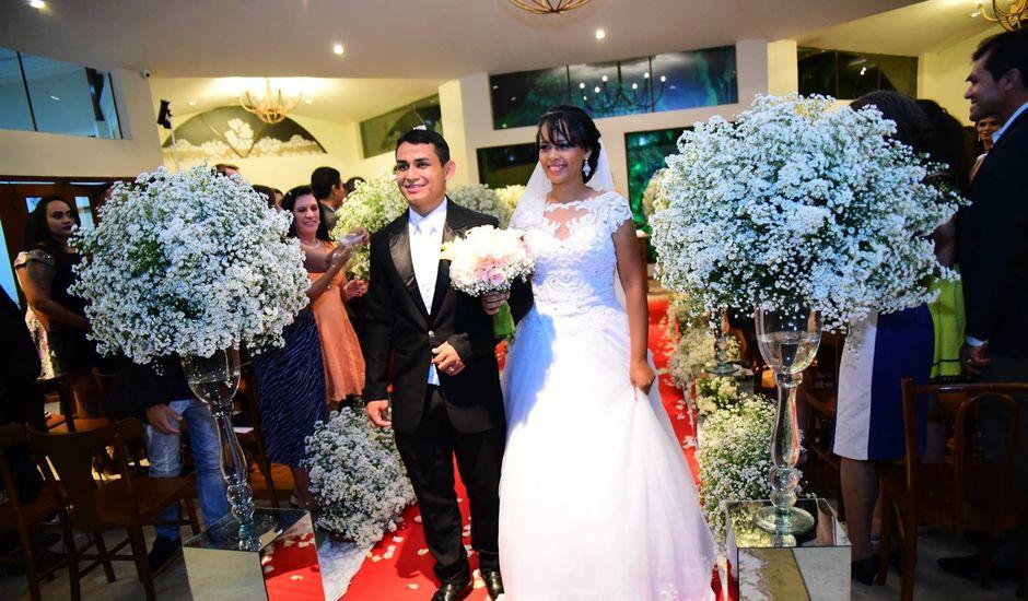 O casamento de Iago e Alyne  em Brasília, Distrito Federal
