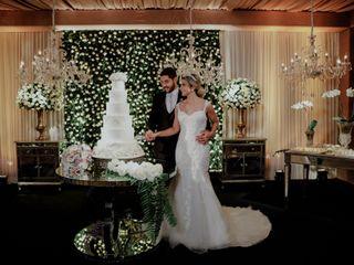 O casamento de Erika e Caio