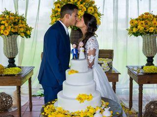 O casamento de Dalvanira e Ivan
