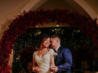 O casamento de Sylvia  e Luis Felipe  1