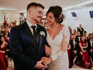 O casamento de Sylvia  e Luis Felipe