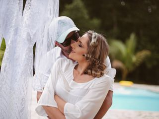 O casamento de Glória e Fábio 1