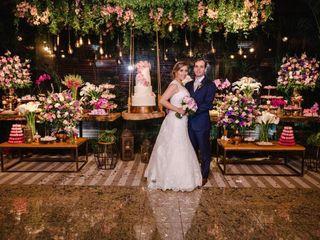 O casamento de Allana e Jorge