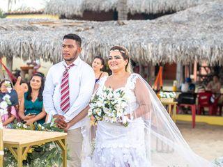 O casamento de Mônica e Vinicius