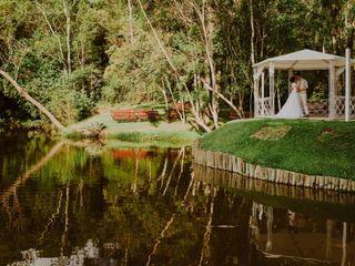 O casamento de Marjorie e Ian