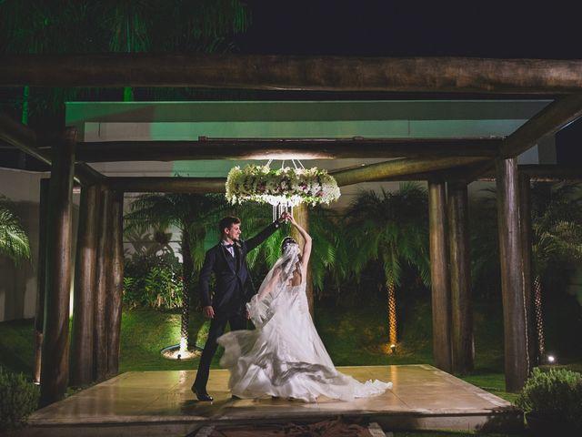 O casamento de Marina e Julio