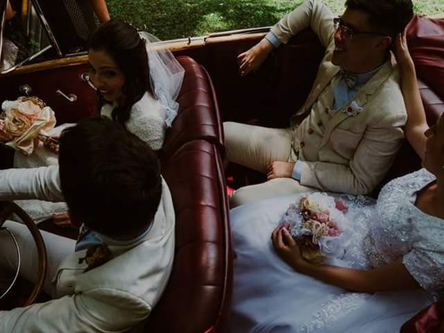 O casamento de Ian e Marjorie em Mairiporã, São Paulo 1