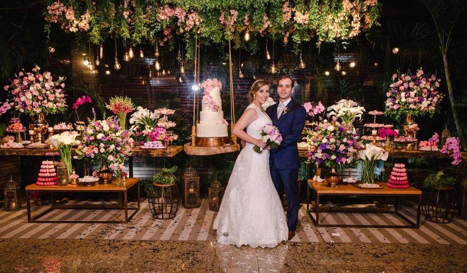 O casamento de Jorge e Allana em Rio de Janeiro, Rio de Janeiro