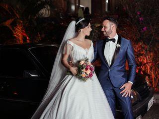 O casamento de Isabella e Rebert