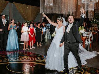 O casamento de Ramoni e Caio