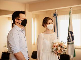 O casamento de Pedro e Luisa 2