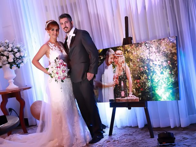 O casamento de Irys e Helder