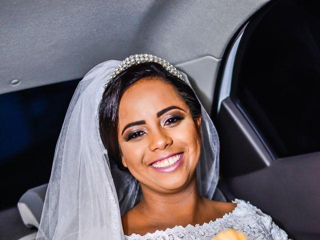 O casamento de Samaroni  e Priscila  em Serra, Espírito Santo 6