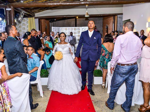 O casamento de Samaroni  e Priscila  em Serra, Espírito Santo 10
