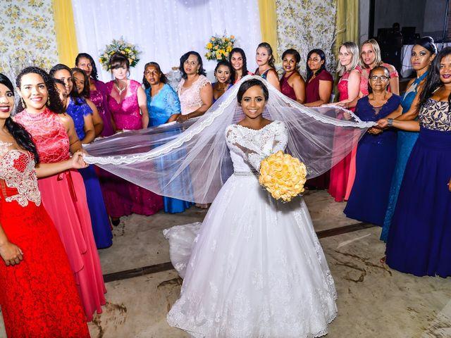 O casamento de Samaroni  e Priscila  em Serra, Espírito Santo 12