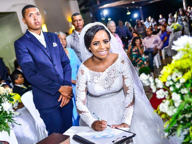 O casamento de Samaroni  e Priscila  em Serra, Espírito Santo 14