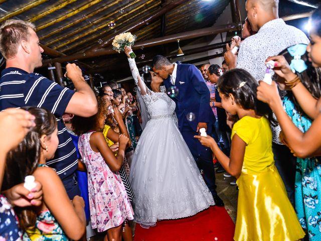 O casamento de Samaroni  e Priscila  em Serra, Espírito Santo 16