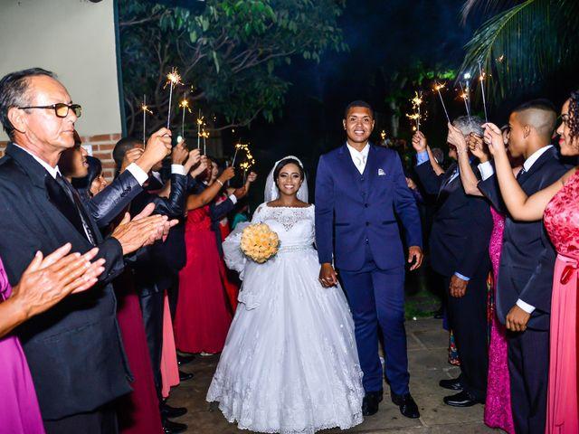 O casamento de Samaroni  e Priscila  em Serra, Espírito Santo 17