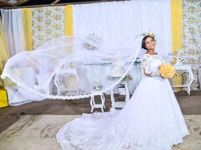 O casamento de Samaroni  e Priscila  em Serra, Espírito Santo 18