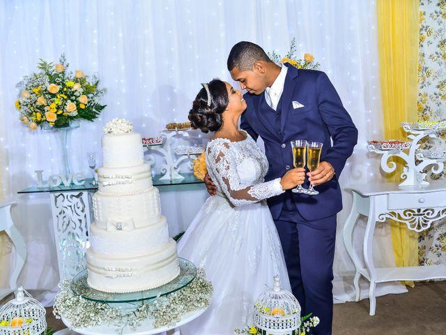 O casamento de Samaroni  e Priscila  em Serra, Espírito Santo 2
