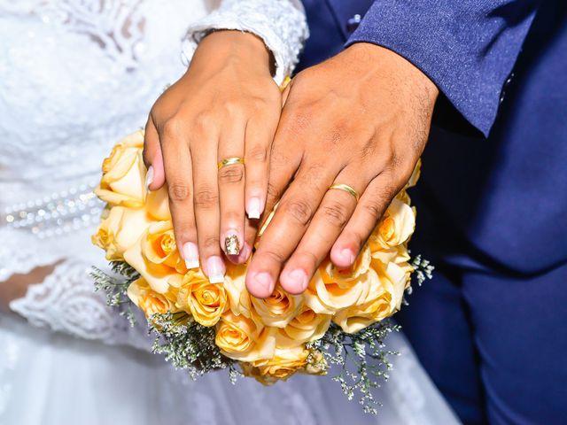 O casamento de Samaroni  e Priscila  em Serra, Espírito Santo 19