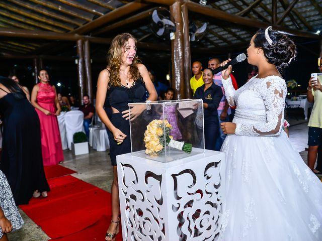 O casamento de Samaroni  e Priscila  em Serra, Espírito Santo 34