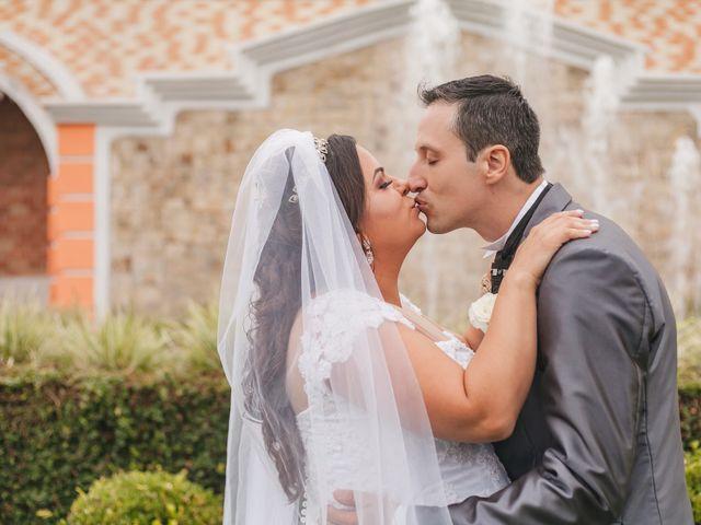 O casamento de Anny e Hugo