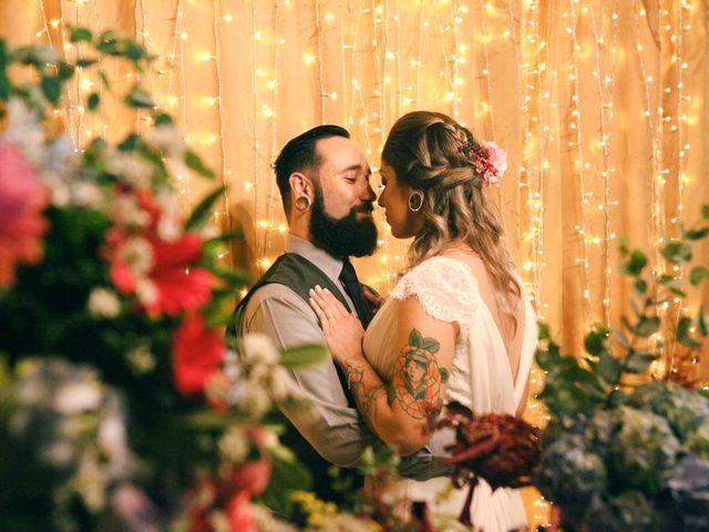 O casamento de Paula e Kerson