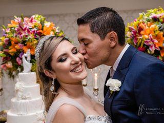 O casamento de Noemi e Alexandre
