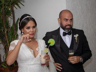 O casamento de Paulinha e Rafa