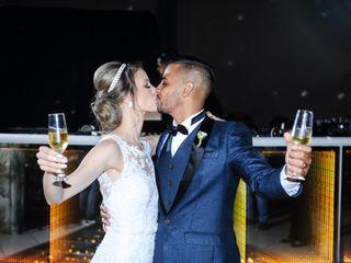 O casamento de MICHELLE e DAVID