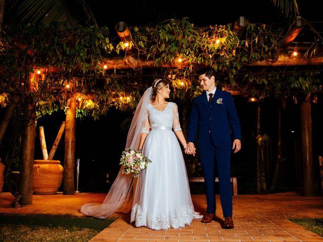 O casamento de Bianca e Victor